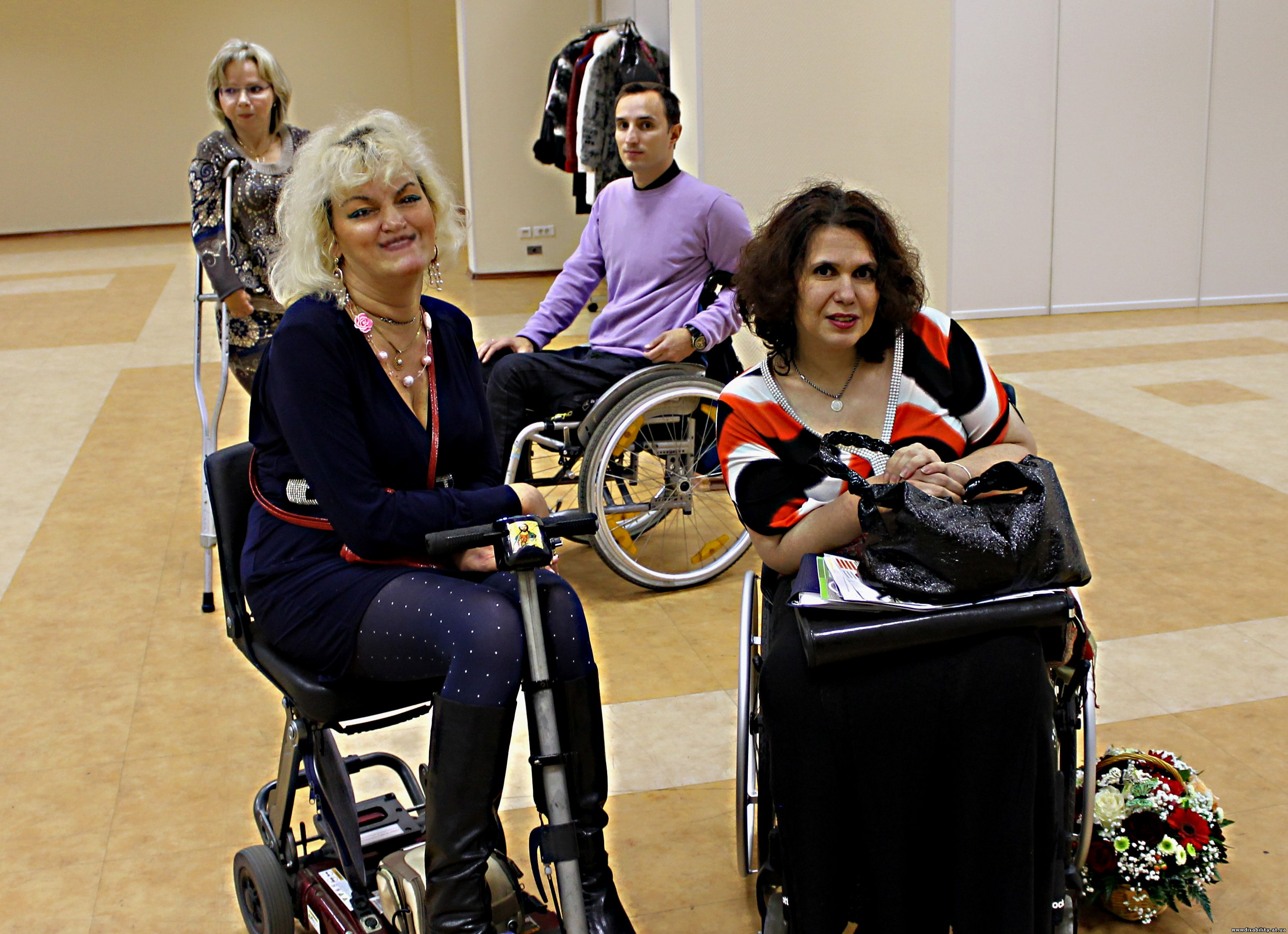 Инвалиды и творчество своими руками